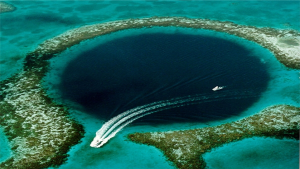 Belize's new legislation would allow oil exploration near the UNESCO-recognised Great Blue Hole.