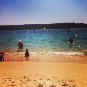 Shark Bay.